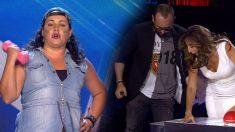 Patricia Balboa en 'Got Talent'