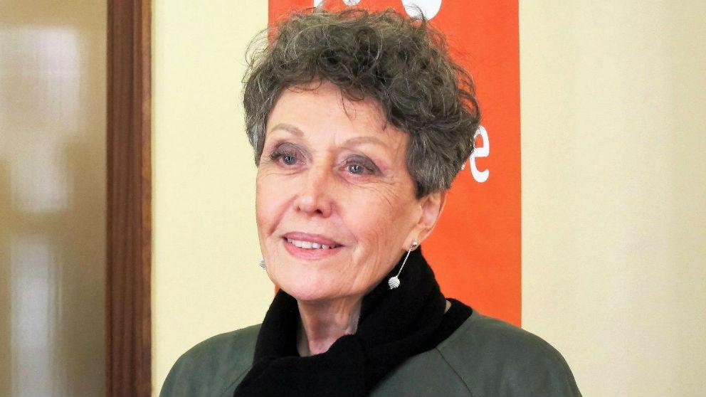 Rosa Maria Mateo. Foto: Europa Press
