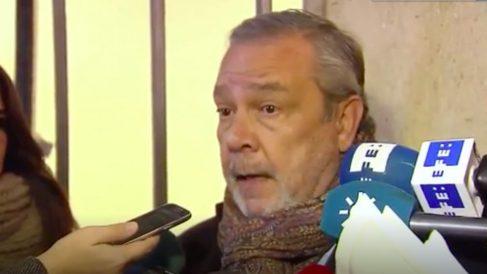 Carlos Sierra, abogado de la madre del 'Cuco'.