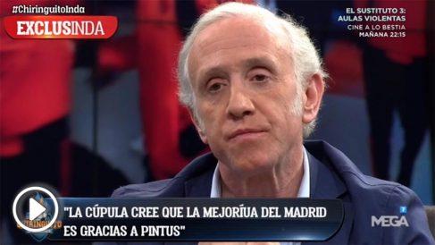 La cúpula del Real Madrid está encantada con el trabajo de Pintus.