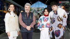 'Maestros de la costura' rinde homenaje a David Delfín