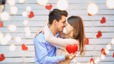 Llena tu vida con amor y no hace falta que busques grandes regalos.