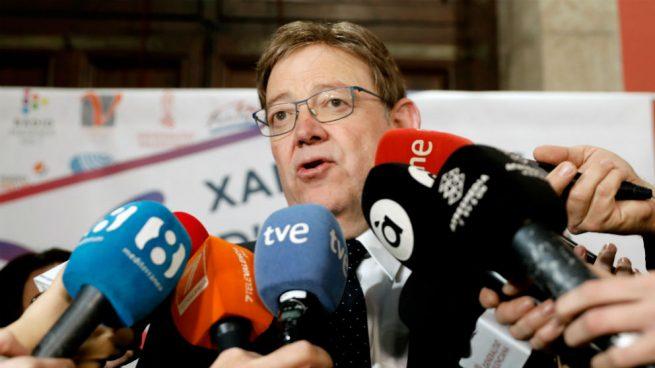 Ximo Puig ataca a los medios que revelaron sus acciones en un grupo beneficiado por la Generalitat