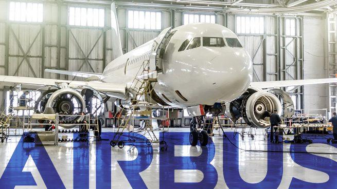 Airbus adelantará la cuota del ERTE a sus trabajadores ante el riesgo de que el SEPE tarde en pagar