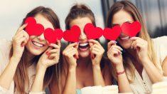 Porque los amigos nos dan cariño y amor siempre que lo necesitamos.