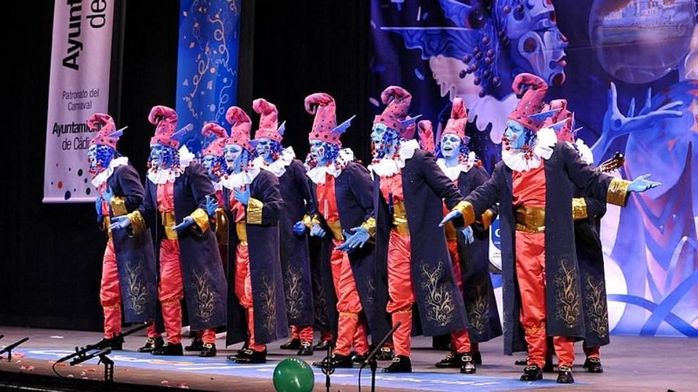 COAC 2020: Horario y dónde ver la final del Concurso Oficial de Agrupaciones Carnaval de Cádiz