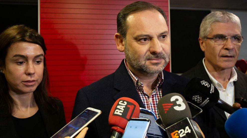 Jose Luis Ábalos. Foto: Europa Press