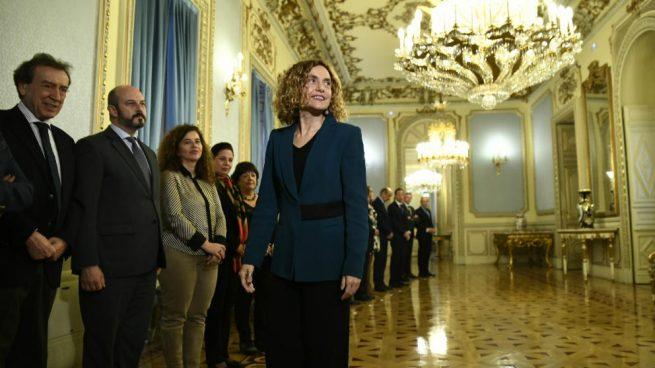 """Batet quiere seguir con el diálogo con los independentistas porque cumplen """"de facto"""" con el marco legal"""