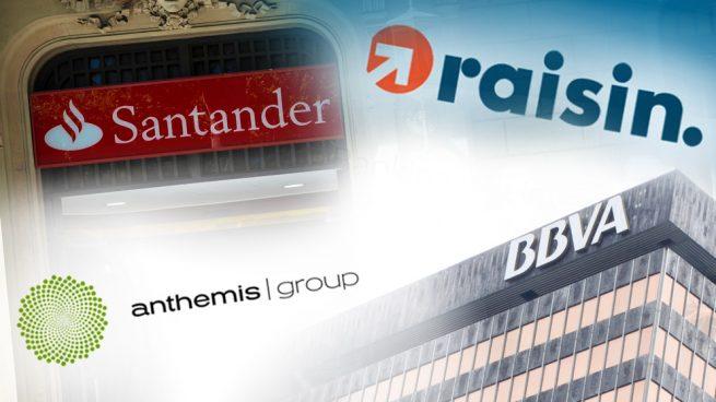El acuerdo de Santander con Raisin permite disputar a BBVA el liderazgo 'fintech'