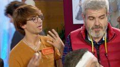 Pedro, el azote de Caprile, volvió a 'Maestros de la costura' por una noche más