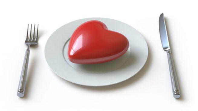 Platos que no deberás cenar en San Valentín