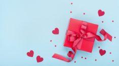 Regalos de San Valentín de última hora