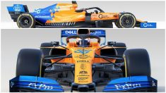 Así es el nuevo McLaren que pilotará Carlos Sainz esta temporada. (McLaren)