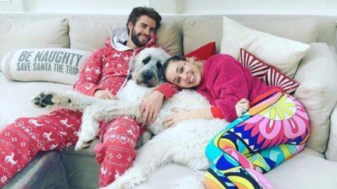 Miley Cyrus ha felicitado a su marido por San Valentín