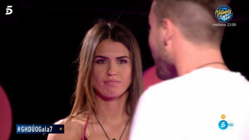 Sofía y Alejandro en 'GH DÚO'