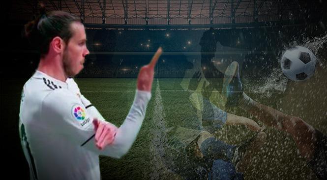 Bale hizo un gesto que ha traído polémica con la Liga de por medio.