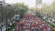 La Maratón de Madrid tendrá que cambiar la fecha de la prueba al coincidir con las elecciones generales del 28 de abril. (Foto: mapoma.es)