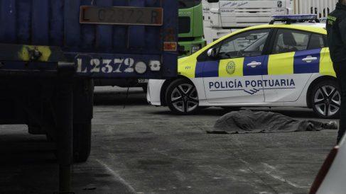 Menor marroqui atropellado en el puerto de Ceuta