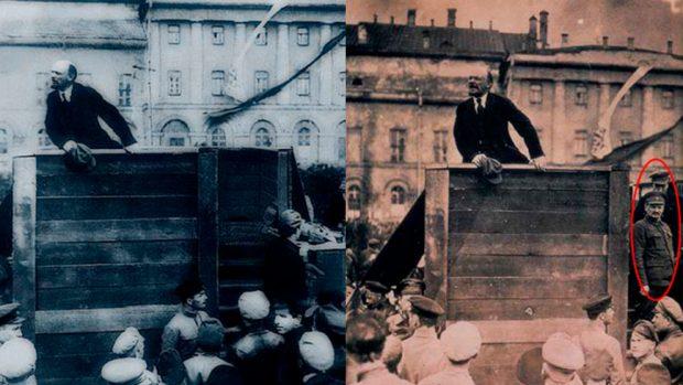 Podemos hace como Stalin con Trotski: quita de una foto a la diputada que votó 'no' a los Presupuestos
