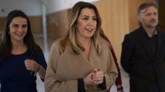 Susana Diaz, ex presidenta de la Junta de Andalucía. Foto. EP.