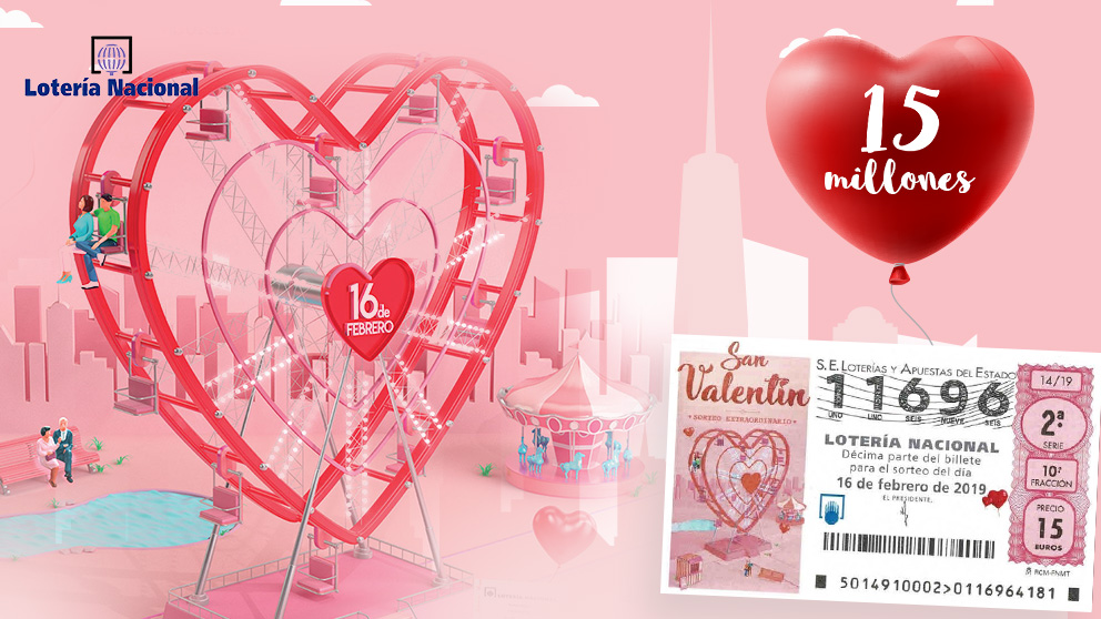 Sorteo San Valentín Lotería Nacional últimas Noticias De Sorteo San Valentín Lotería Nacional En Okdiario Com
