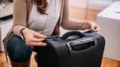 Pasos para cambiar las cremalleras de una maleta