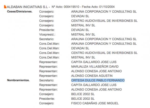 El juez de Banco Madrid adjudicó una concursal de la Púnica a un socio de Marjaliza