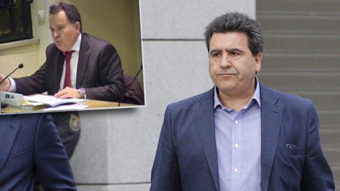 David Marjaliza y el juez de lo mercantil número 1 de Madrid, Carlo Nieto.