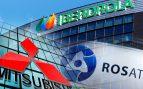 ENSA, Mitsubishi y Rosatom dispuestos a poner 150 millones por las filiales de Iberdrola