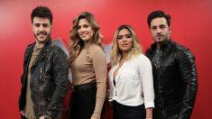 Los cuatro asesores de 'La Voz'. (Foto: Antena 3)