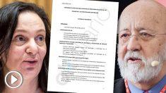 Carolina Bescansa, diputada de Podemos, figura entre los 27 expertos de la comisión asesora del CIS creada por Tezanos.