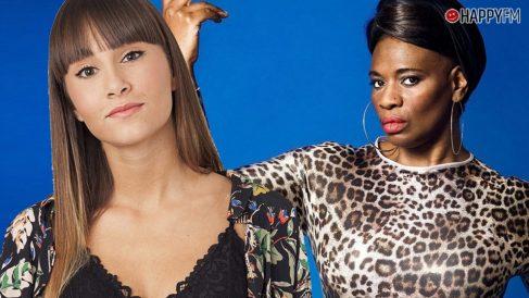 Carolina Sobe protagoniza un gran momento reaccionando a las canciones de Aitana Ocaña