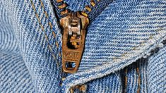 Aprende todos los pasos para arreglar la cremallera de un pantalón