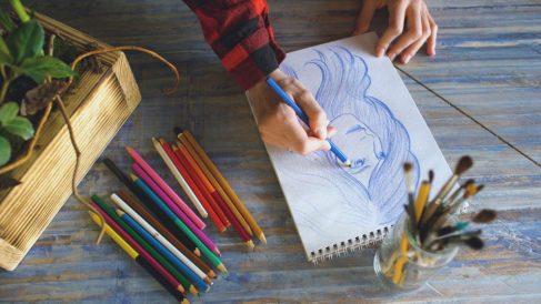 Guía de pasos para saber cómo dibujar personas