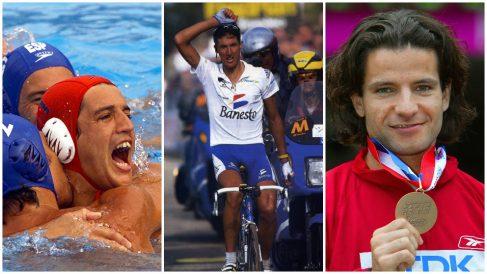 Los deportistas que no superaron la retirada.