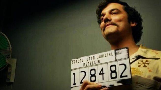 Disfraz de Pablo Escobar