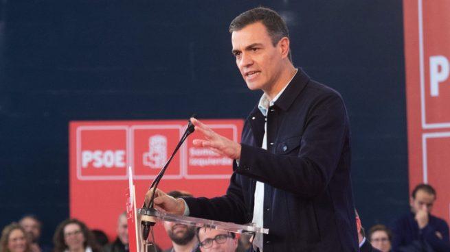 Sánchez elige Valencia para cerrar su campaña electoral