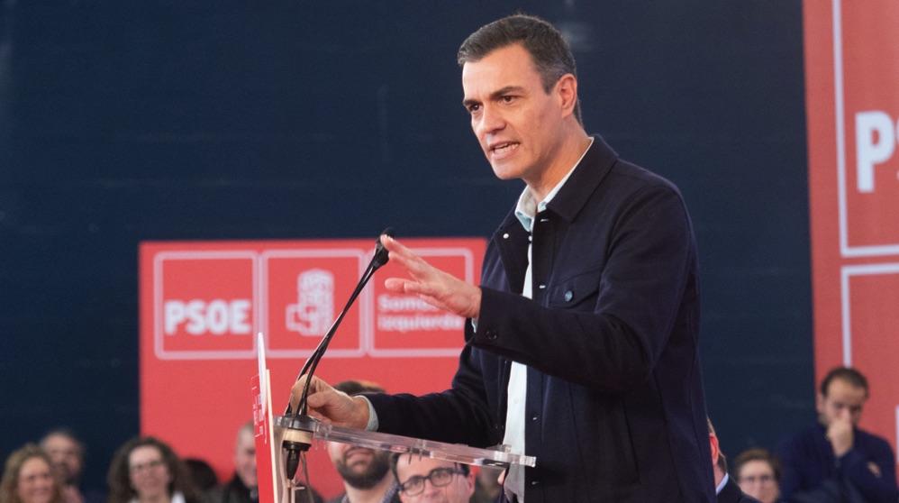 Pedro Sánchez en una reciente imagen (Foto: EFE).