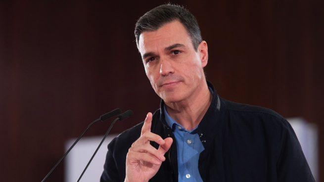 El presidente del Gobierno y secretario general del PSOE, Pedro Sánchez.