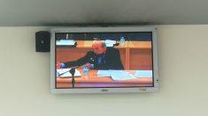 Fernández Norniella, durante su interrogatorio en la Audiencia Nacional