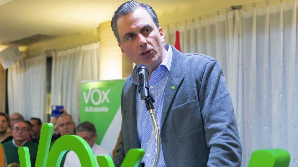 Francisco Javier Ortega Smith. (Foto. Vox)