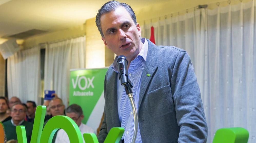 Ortega Smith en una reciente imagen.