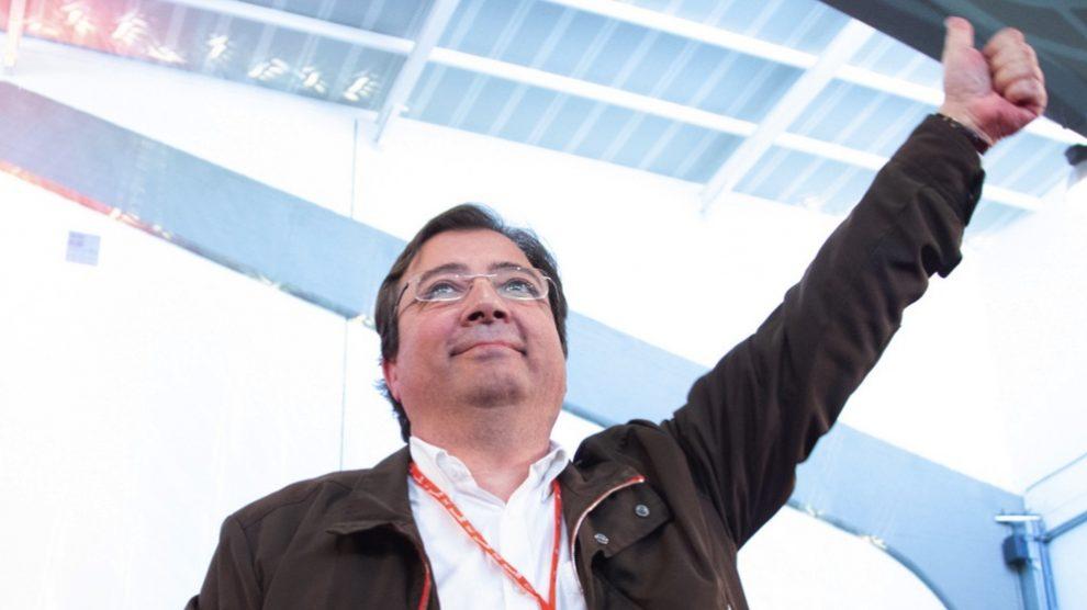 Guillermo Fernández Vara. (Foto. PSOE)