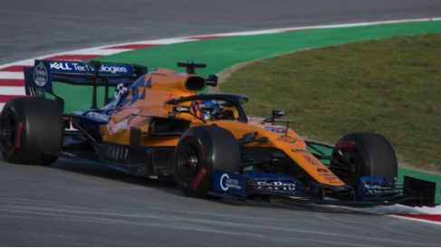 Carlos Sainz ilusiona con McLaren. (RV Racing Press)