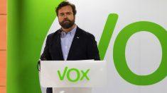 Iván Espinosa de los Monteros en una reciente imagen (Foto: Vox)