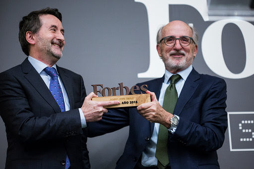 Forbes distingue a Imaz (Repsol) como mejor consejero delegado de España
