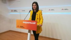 Marta Vilalta. Foto: Europa Press