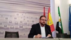 El alcalde de Mérida, Antonio Rodríguez Osuna (Foto: EUROPA PRESS).
