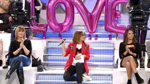 Toñi Moreno recibe hoy en 'MYHYV' a la nueva tronista