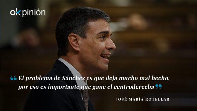 El riesgo económico de Sánchez
